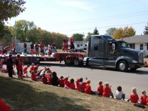 Osakis Homecoming Parade
